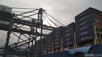 Nilai Ekspor Manufaktur RI yang Dilepas Jokowi ke AS Rp 148 M