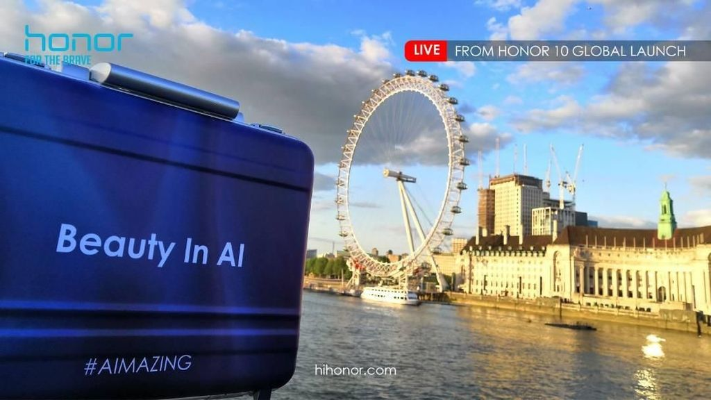 Menanti Kelahiran Honor 10 di London