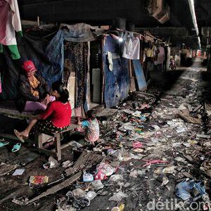 Target Jokowi Tekan Angka Kemiskinan Jadi 9,5% di 2019