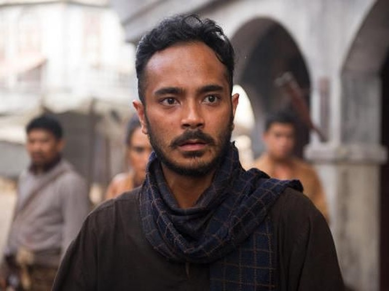 Perankan Aksi Laga di Serial HBO Asia Grisse, Marthino Lio Percaya Diri