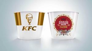 KFC Inggris Luncurkan Golden Bucket Edisi Terbatas untuk Sambut Royal Wedding