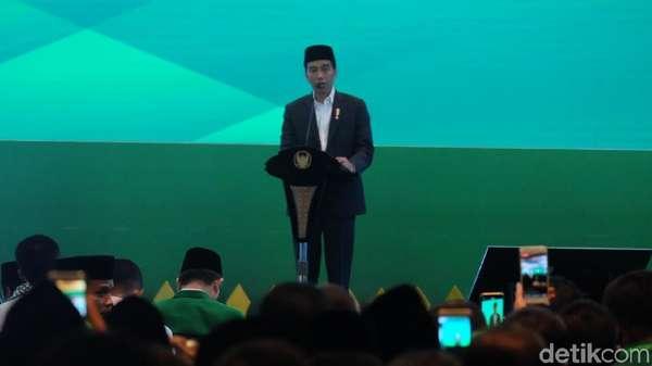 Jokowi: Marhaban Ya Ramadan, Jauhkan Diri dari Perbuatan Keji