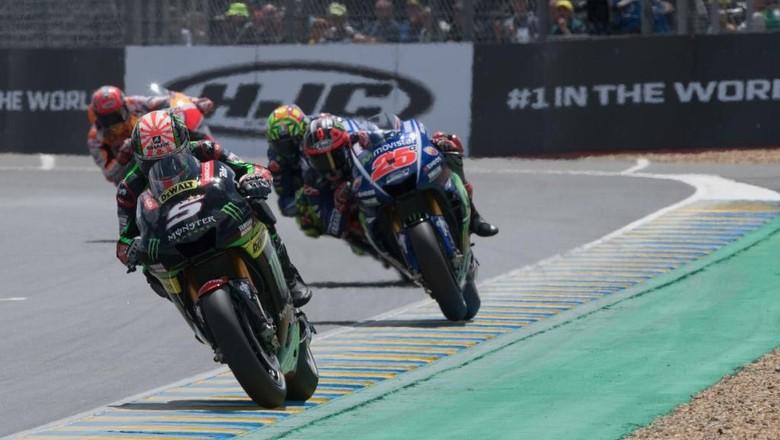 Waktunya Seri Balapan MotoGP Prancis di Le Mans