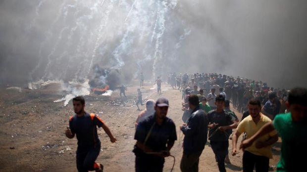 Kekerasan di Jalur Gaza