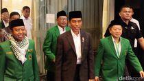 Jokowi ke Anggota DPRD PPP: Jangan Buat Banyak Perda!