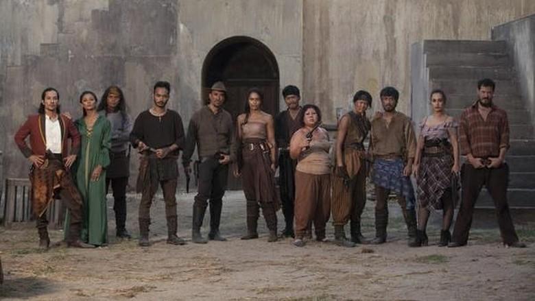 Grisse Serial Terbaru dari HBO Asia