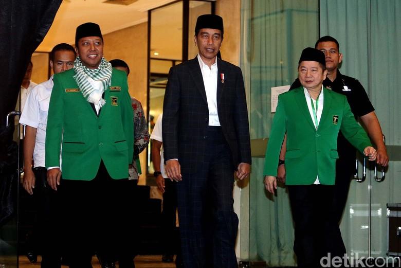 #SBYJelaskan, PPP: Jokowi Tak Bermaksud Kritik Presiden Terdahulu