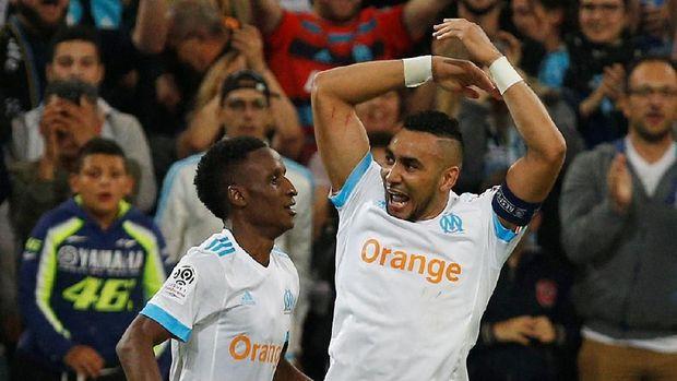 Dimitri Payet bakal jadi tumpuan Marseille membuat kejutan di hadapan Atletico Madrid.