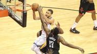 Redam Rockets, Warriors Menangi Gim Pertama Final Wilayah Barat