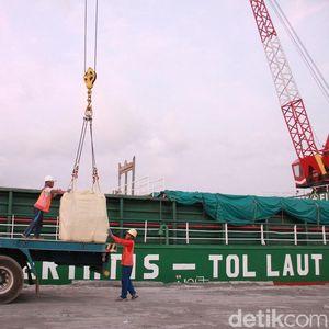 4 Tahun Jokowi-JK, Bagaimana Kabar Tol Laut?