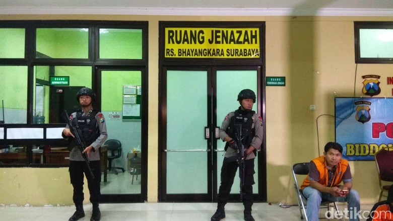 Soal Pemakaman Bomber Gereja Surabaya, Ini Kata Keluarga Magetan