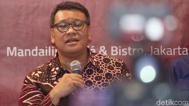 Wasekjen DPP PDIP Eriko Sotarduga.