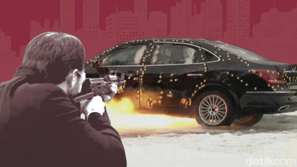 Rahasia di Balik Mobil Tahan Bom