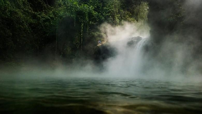 Suasana Amazon di bagian Peru (The Boiling River Project/ Facebook)