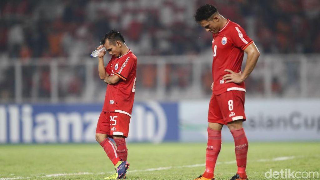 Persija Lupakan Hasil di Piala AFC, Fokus ke Persela