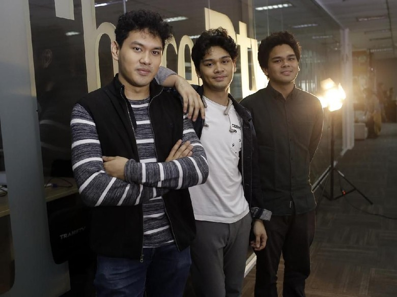 The Overtunes Foto: Asep Syaifullah