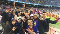 Serunya Jadi Saksi Kemenangan Barcelona atas Villareal di Camp Nou