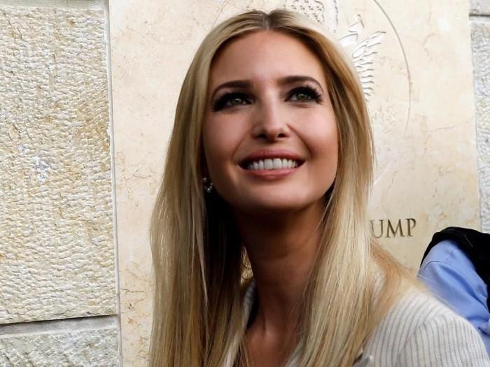 Ivanka Trump. Foto: Reuters