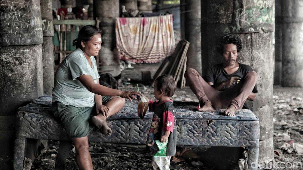 Ini Data Kemiskinan RI 5 Tahun Terakhir Menurut BPS