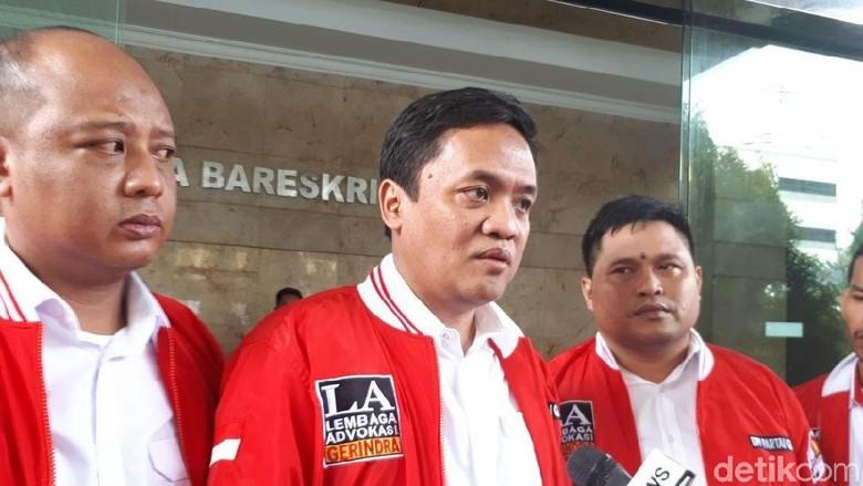 Dituding Dukung Terorisme, Partai Gerindra Polisikan 11 Akun Medsos