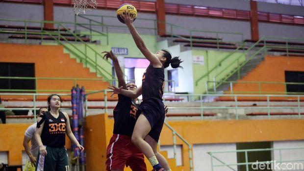 Ranie Palma Mengenal Basket Dari Iseng-Iseng Dribble