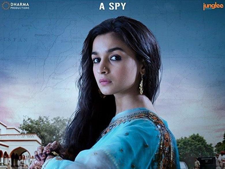 Baru 3 Hari, Film Raazi Alia Bhatt Raup Pendapatan Rp 68 M
