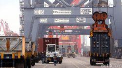 Ekspor RI Mei US$ 16,12 Miliar, Tumbuh 12%