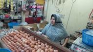Harga Telur Naik, Sekarang Rp 27.000/Kg