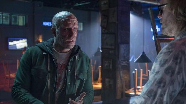 Aksi Ryan Reynolds dalam 'Deadpool 2.'