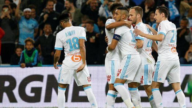 Marseille punya catatan bagus di Liga Europa musim ini.
