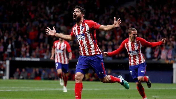 Diego Costa sudah menjalani tiga laga Liga Spanyol tanpa mampu mencetak gol.