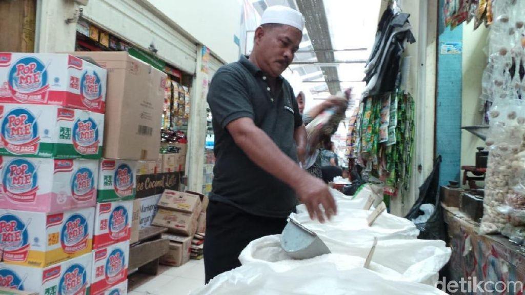 H+4 Lebaran Harga Bahan Pokok di Jakarta Stabil