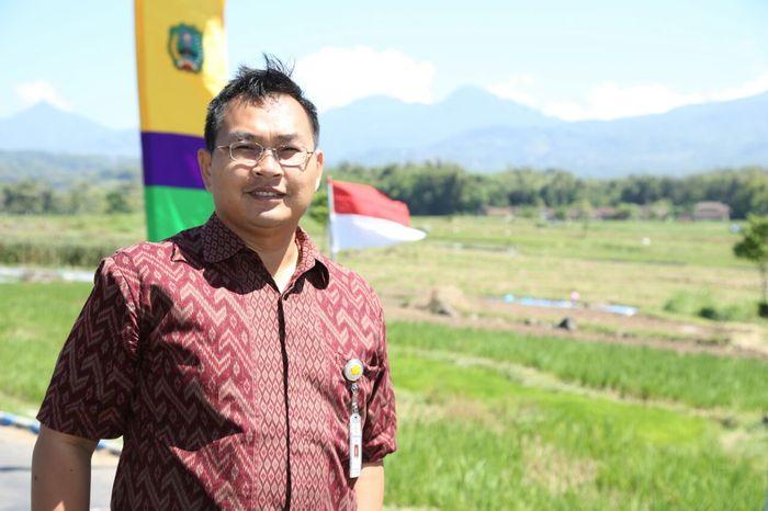 Kepala Biro Humas dan Informasi Publik, Kementerian Pertanian (Kementan), Kuntoro Boga Andri