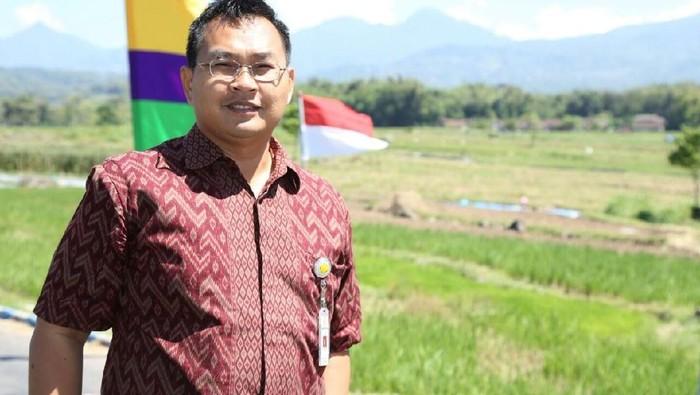 Kepala Biro Humas dan Informasi Publik, Kementerian Pertanian (Kementan), Kuntoro Boga Andri,