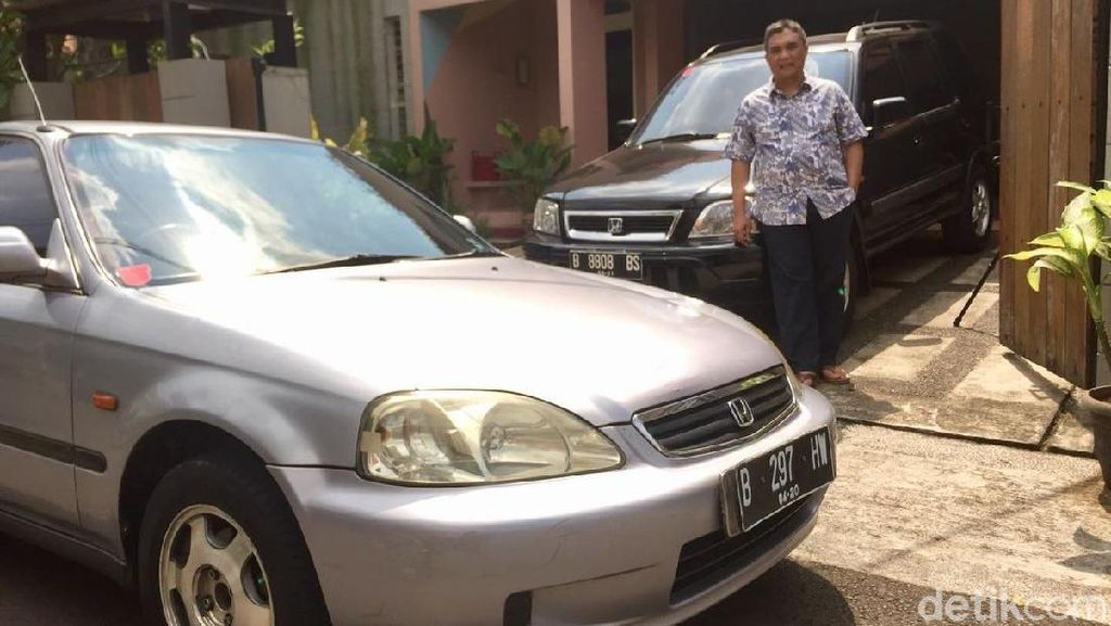 30 Tahun Pakai Honda, Dapat Servis Gratis 900 ribu KM