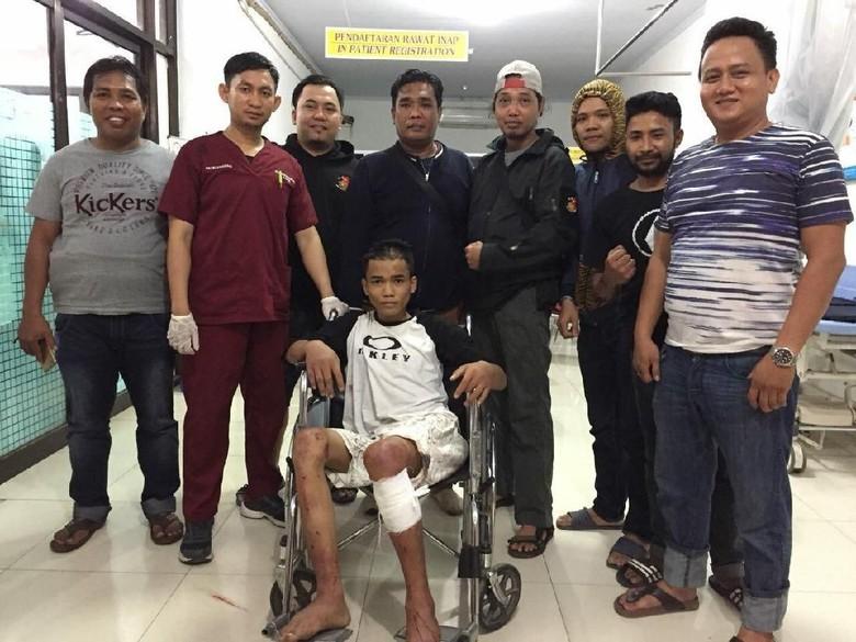 3 Kali Beraksi, Perampok Rumah di Makassar Ditembak