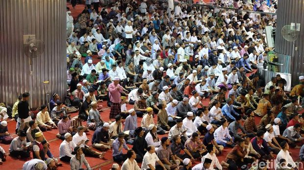 Presiden Jokowi akan Salat Tarawih di Masjid Istiqlal