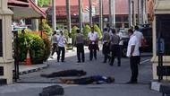 Ini Jenazah Pelaku Teror di Polda Riau