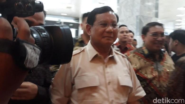Prabowo: Terorisme Ancaman, Kekuatan Kita Bhinneka Tunggal Ika