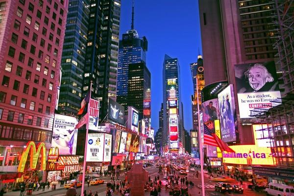 Suatu perjalanan bisnis mungkin hanya berhubungan dengan hotel dan penginapan. Di daftar 2018, hanya ada dua kota Amerika Serikat, yakni New York di tempat teratas dengan biaya harian USD 799(Thinkstock)