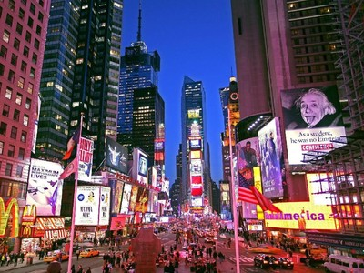 New York Bakal Haramkan Main Gadget Sambil Jalan Kaki