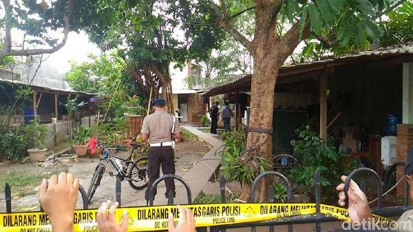 Polisi Masih Jaga Lokasi Kedua Penangkapan Teroris Tangerang