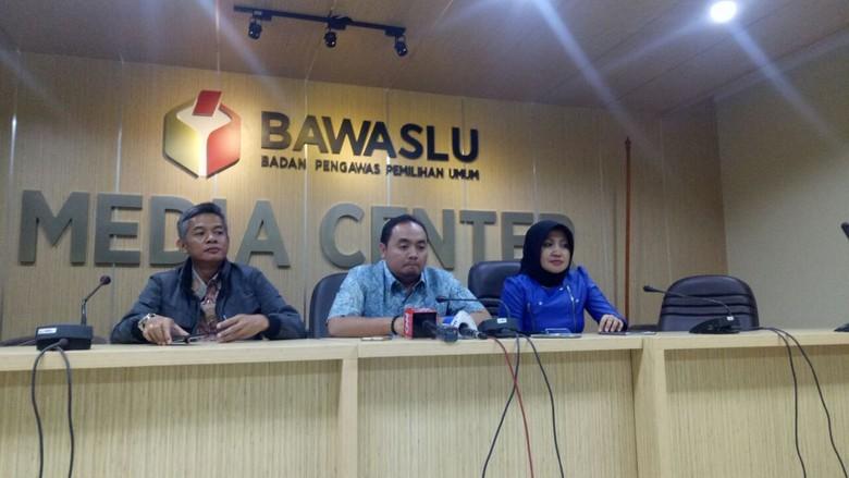 Bawaslu: Logo Parpol Tanpa Nomor Urut Termasuk Citra Diri