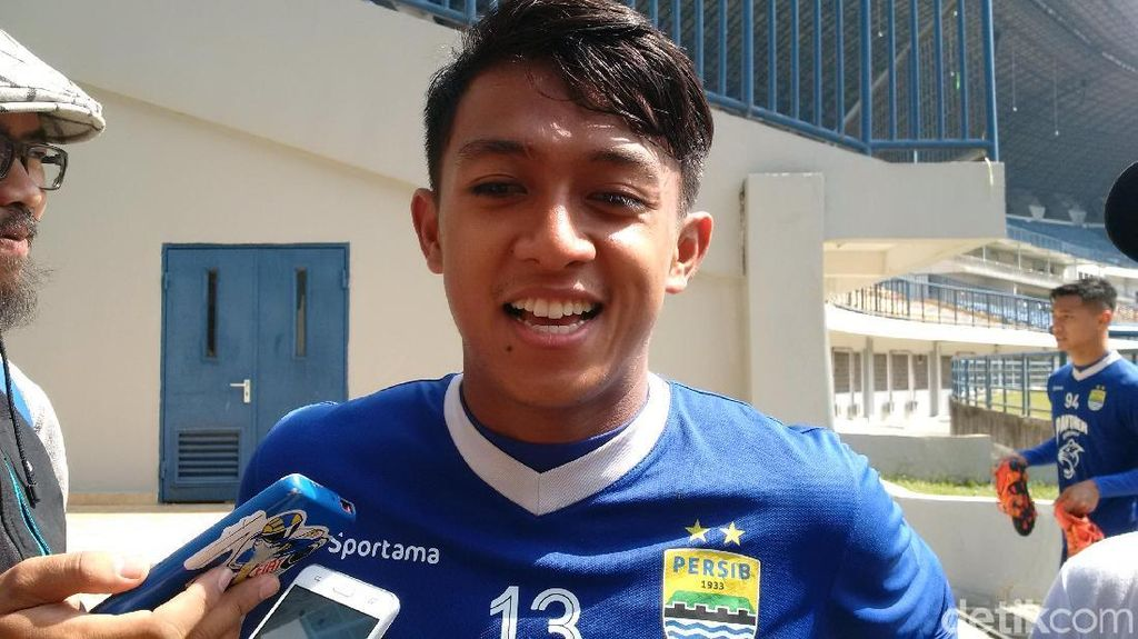 Febri Hariyadi Dilirik Klub Thailand? Ini Kata Persib Bandung
