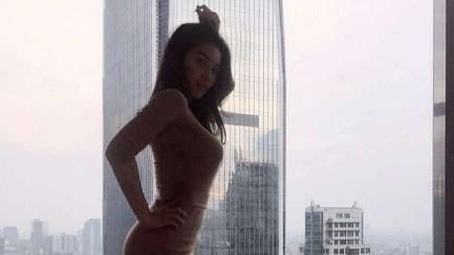 Ini Elsa Diandra, si Seksi Pacar Rafael SM*SH