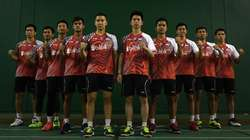 Live Report: Piala Thomas Indonesia Vs China