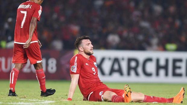 Persija Jakarta baru saja tersingkir dari ajang Piala AFC.