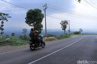 Jalur Cijapati Bandung.