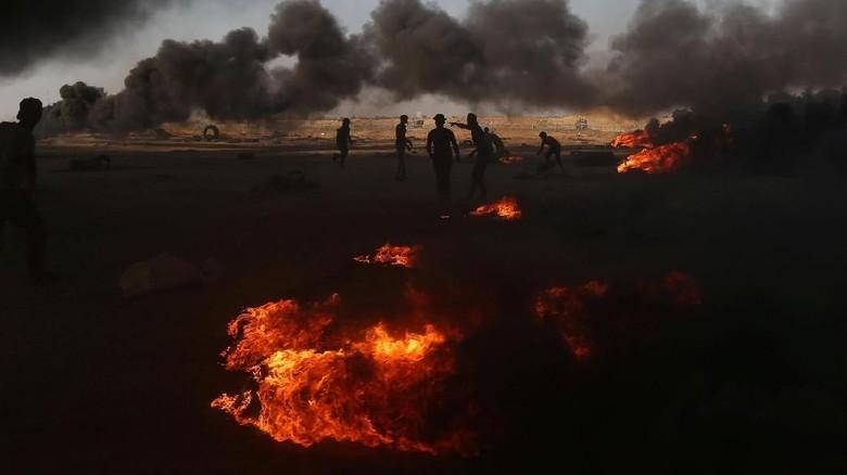 Bersedih Soal Gaza, Paus Fransiskus: Perang Melahirkan Perang