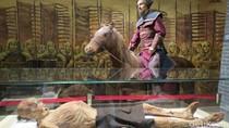 Foto: Jalur Sutra dan Keajaiban Mumi di Xinjiang, China
